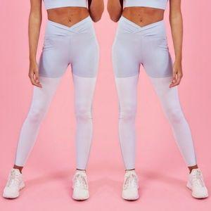 Nikki B. x Gymshark • Dynamic Leggings • SZ M
